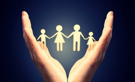 En giftig familj kan vara av olika slag