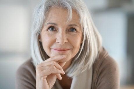 Undvik grå hår