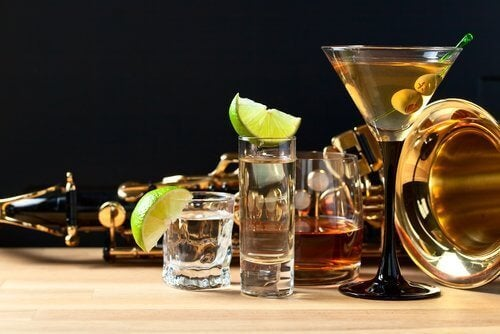 Alkohol och lime
