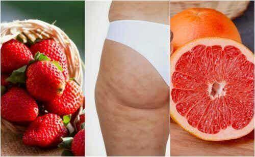 6 frukter för att minska celluliter: ät och njut