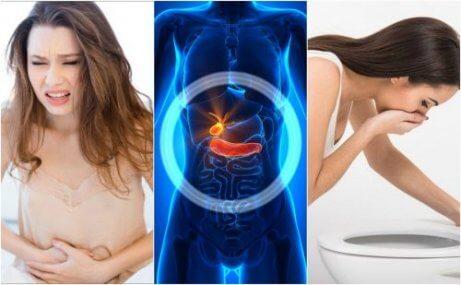 Problem med gallblåsan? 6 symptom du bör ha koll på