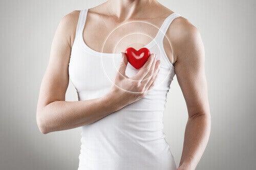 Bra för din hjärt-/kärlhälsa