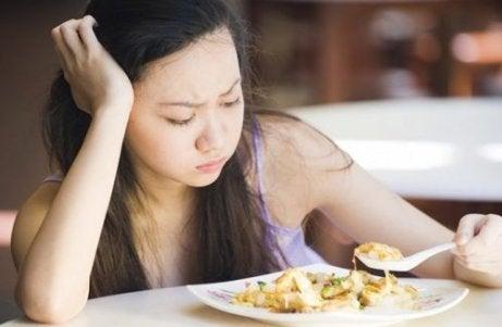 problem med matsmältning symptom
