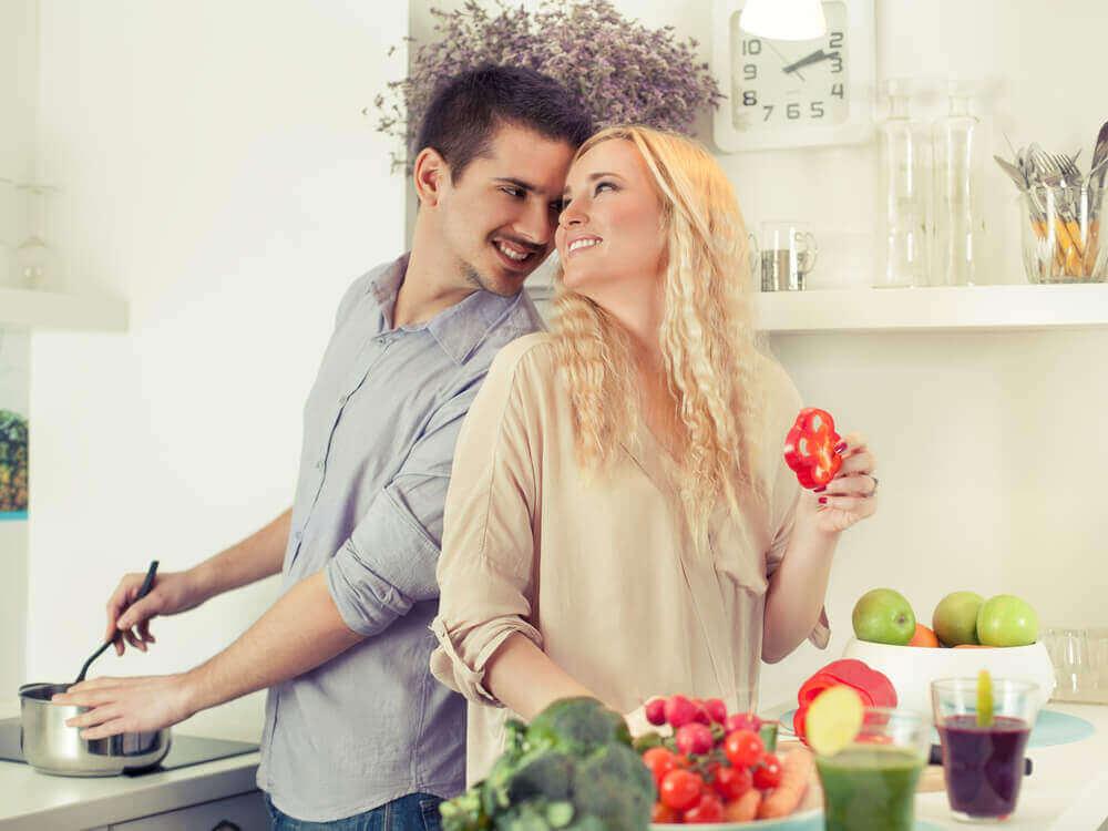 Bryt rutinerna och förför din partner