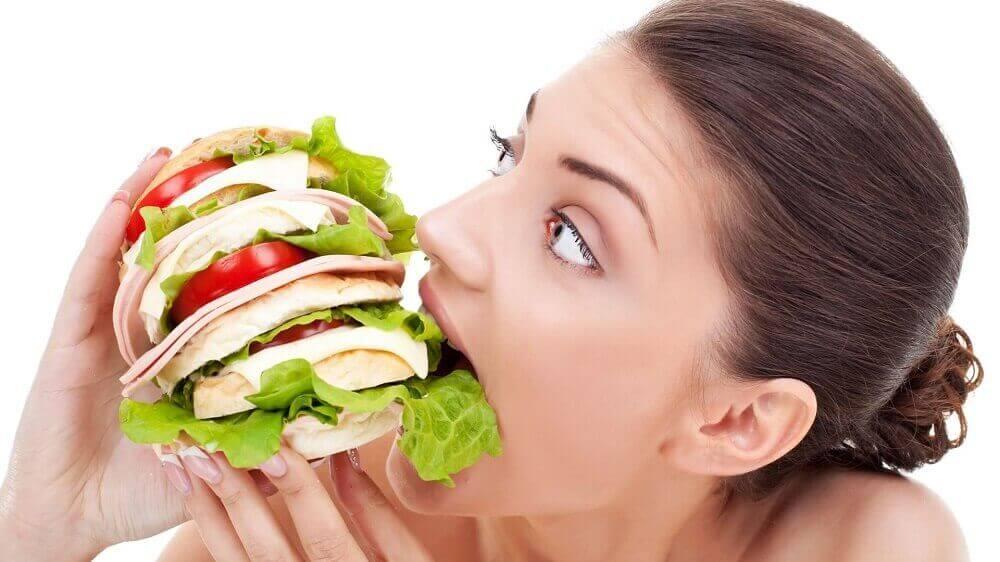 Känner du dig ofta hungrig?