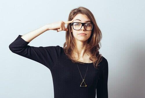Emotionell intelligens är ett tecken på mognad och intelligens