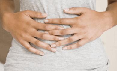symptom på mask i magen