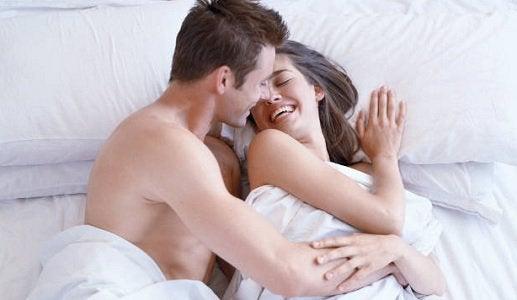 Att ha sex tränar vaginans muskler