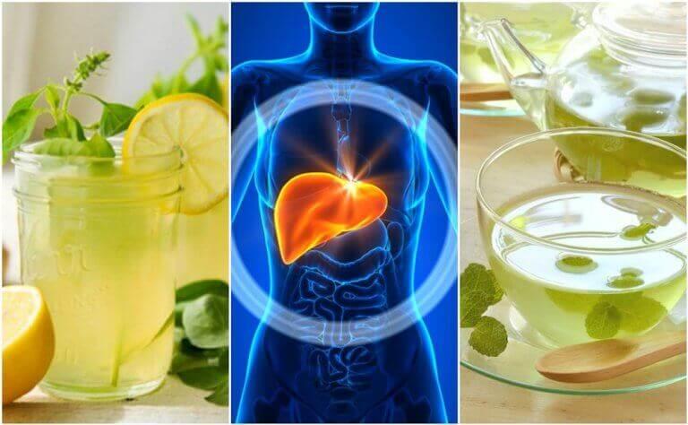 Detoxa levern när du sover med 5 goda drycker