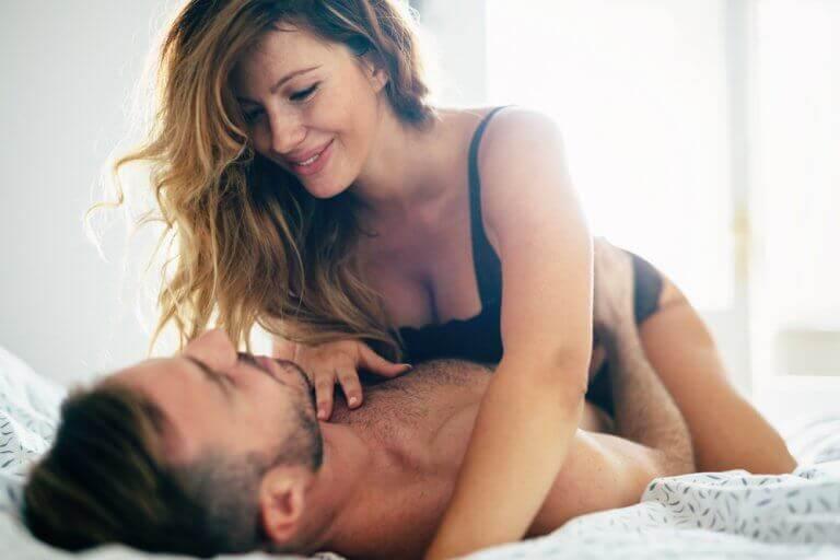 Mellangården är en av de mer känsliga manliga erotiska zonerna