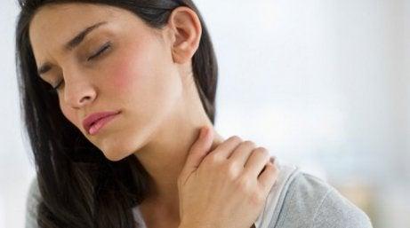 spänningar i ansiktet stress