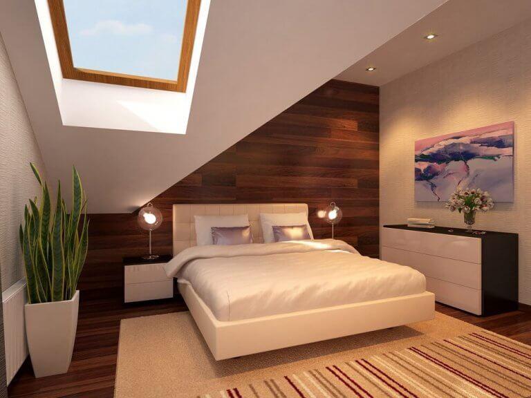 Piffa upp sovrummet med växter
