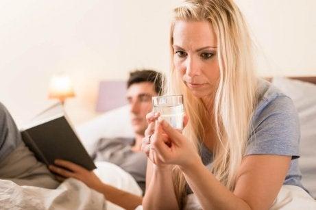 Antidepressiva kan ge dig mindre energi