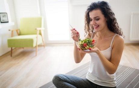 Ät fler måltider