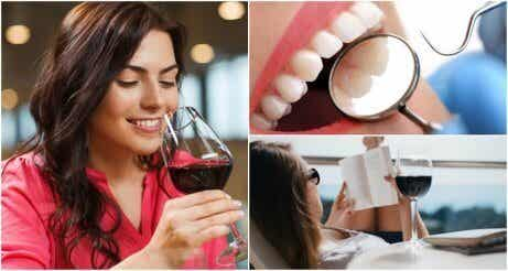 8 anledningar att dricka rödvin med måtta