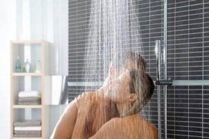 Duschande par