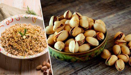 Varför du borde äta pistaschnötter varje dag