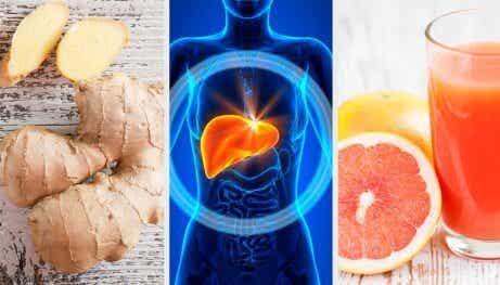 Vad borde jag äta om jag har fettlever?