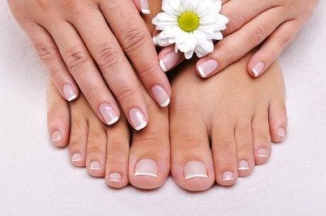 Naturliga behandlingar för nagelproblem