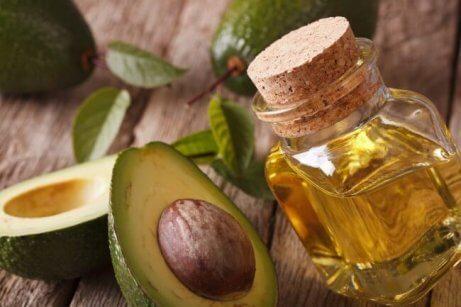 Olja från avokado