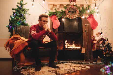 Vad gör man om man inte gillar julen?