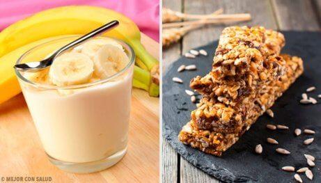 9 frukosttips för att hjälpa dig komma i form