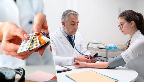 Sänkt blodtryck kan sänka ämnesomsättningen