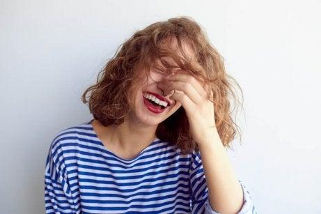 Skratta mycket och ofta