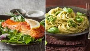 Snabba och nyttiga middagar