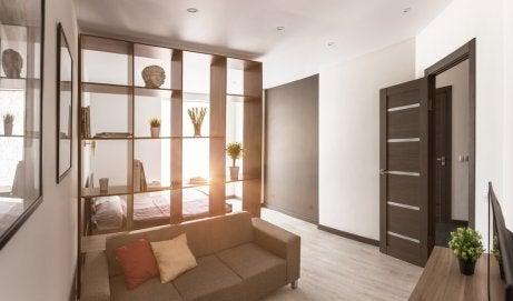 Snygga och kreativa rumsavdelare till ditt hem