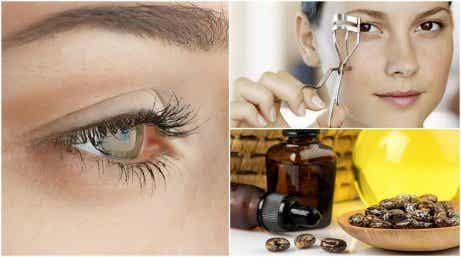 Tappar du ögonfransar? Orsaker och behandlingar