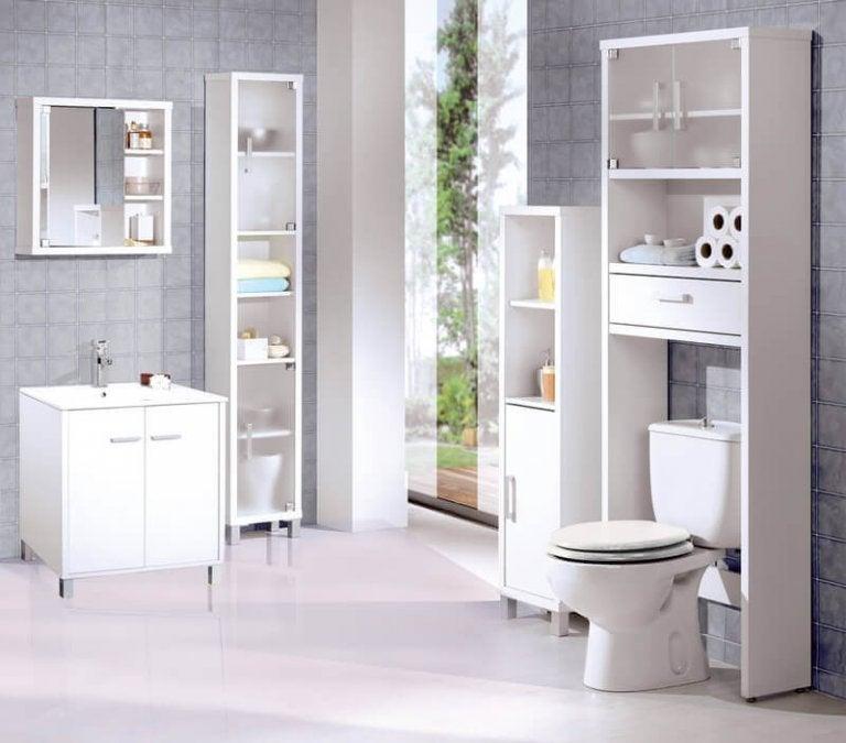 Tips för att städa badrummet effektivt