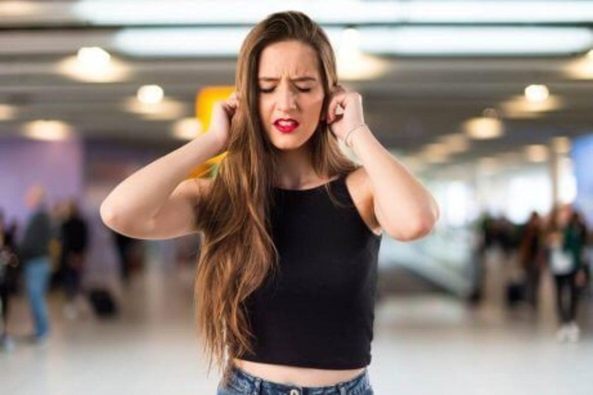 pulserande ljud i öronen