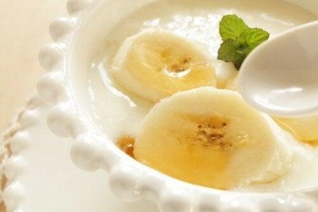 Veganyoghurt är enkel och god
