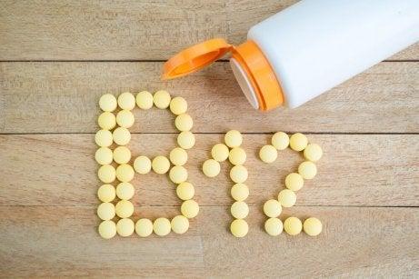 Vitamin B12 är viktigt