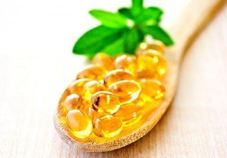 Vitamin C-kapslar