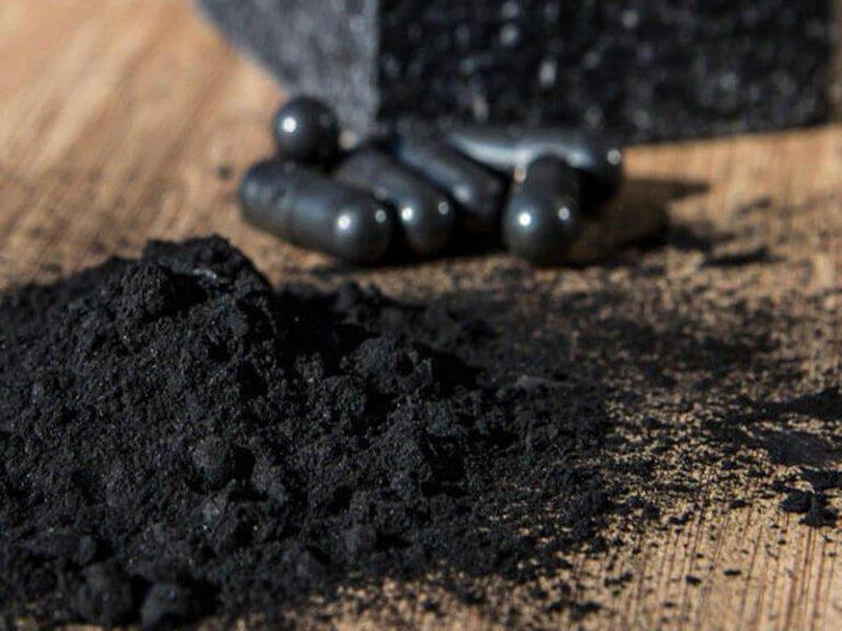 Aktivt kol är effektivt och avlägsnar tandsten