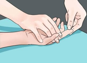 Det finns hälsoproblem som händerna visar oss