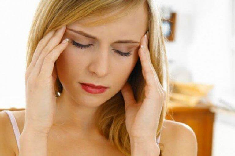 Huvudvärk kan vara ett tecken på leukemi.