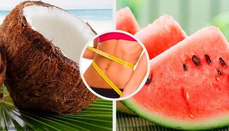 Vill du lära dig vilka frukter som bränner fett?
