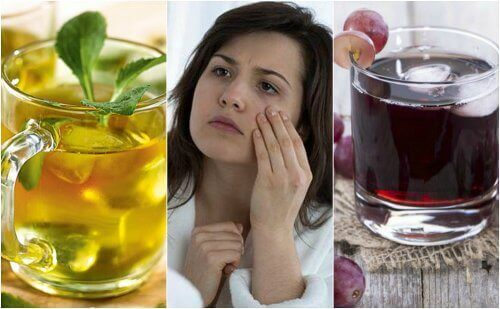 Prova dessa 5 hälsosamma drycker för att behandla anemi