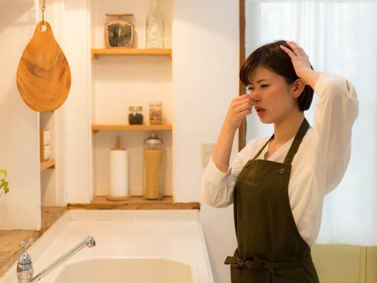 10 trick för att ta bort lukter i köket