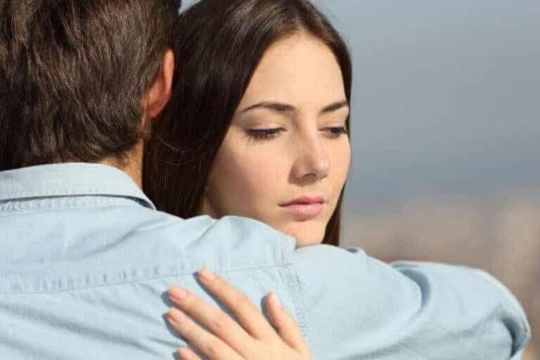 Stannar du i en relation på grund av rädsla eller skuldkänslor?