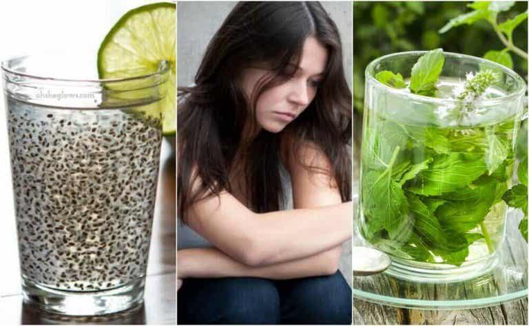 6 huskurer för att minska depression naturligt