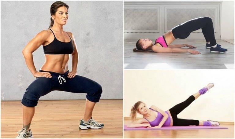 träning hemma viktnedgång
