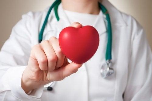 Läkare med hjärta