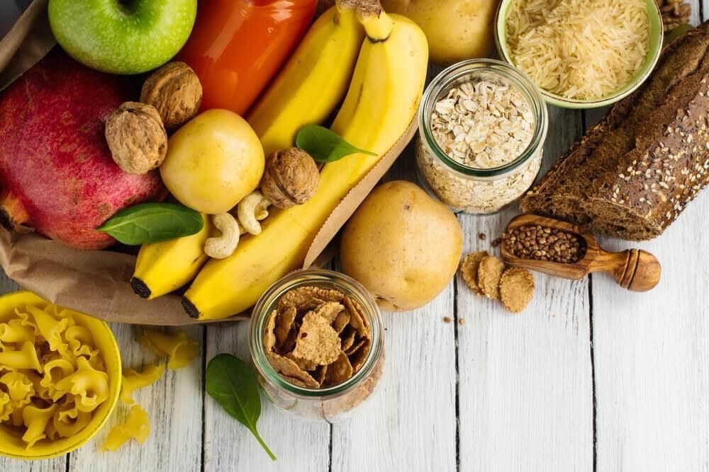En av morgonvanorna: packa med hälsosamma mellanmål.
