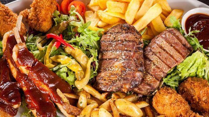 Mättat fett i form av kött