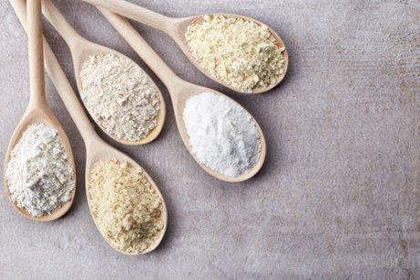 Undvik raffinerat mjöl