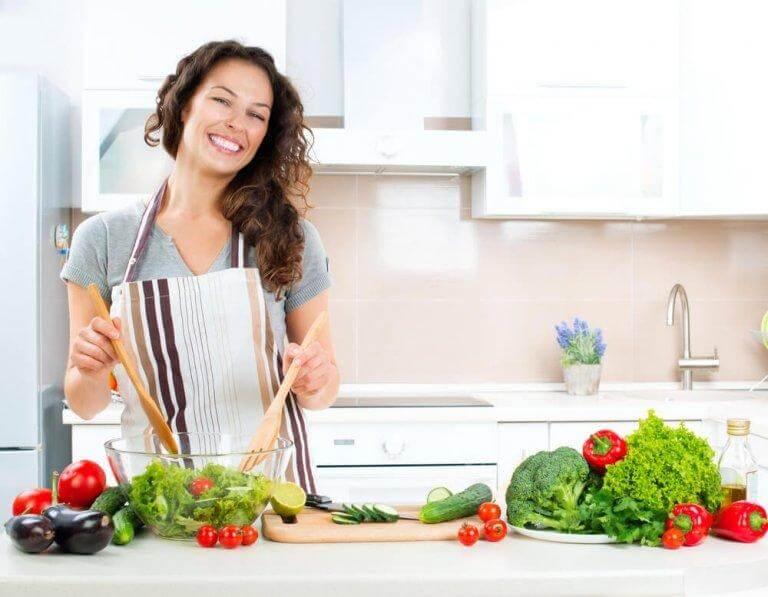 Motverka gaser i magen genom att ändra kosten